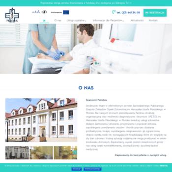 Szpitalplonsk.pl thumbnail