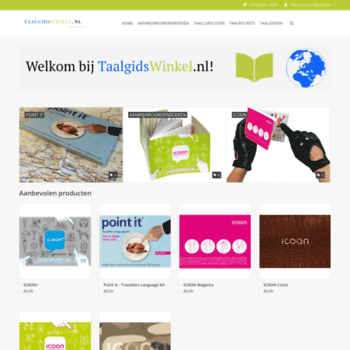 Taalgidswinkel.nl thumbnail