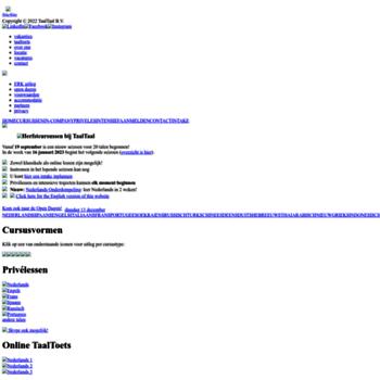 Taaltaal.nl thumbnail