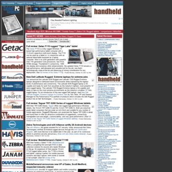 Tabletpcmagazine.com thumbnail