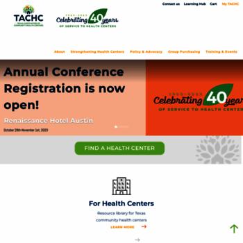 Tachc.org thumbnail