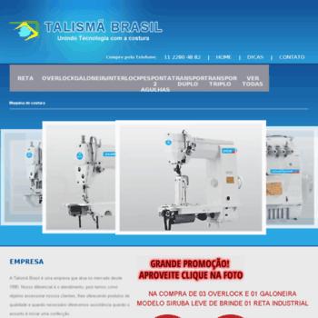 Talismabrasil.com.br thumbnail