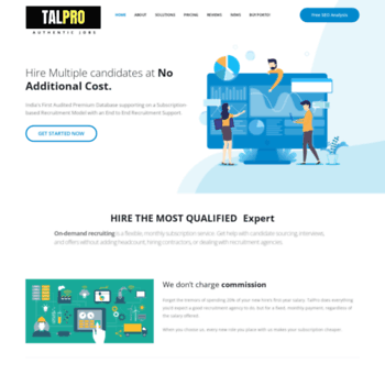 Talpro.in thumbnail