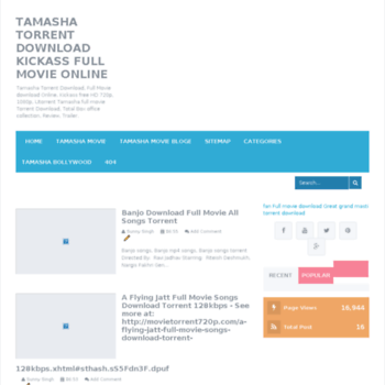 Tamasha-torrent.in thumbnail
