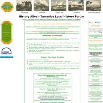 Tamesidehistoryforum.org.uk thumbnail