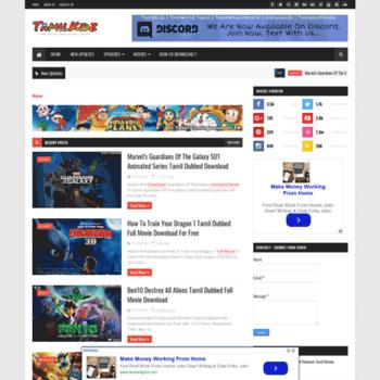website to download cartoon tv series