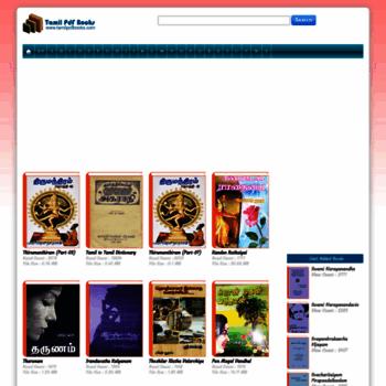 tamilpdfbooks com at WI  Free Tamil Books Download