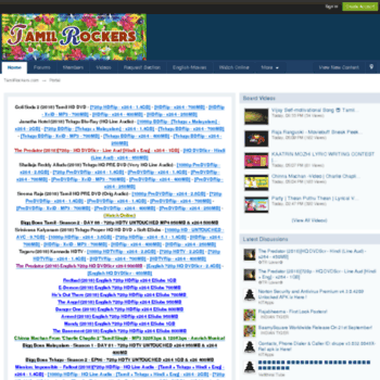 tamilrockers mu at WI  Download and Watch Latest Tamil