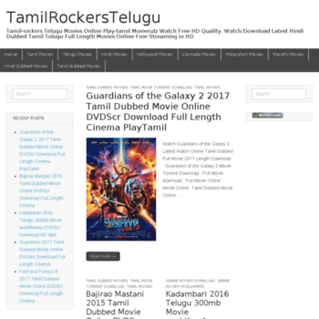 Tamilrockerstelugu.in thumbnail
