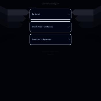Serials Online Tamil Tv Screenshot | Haymedia