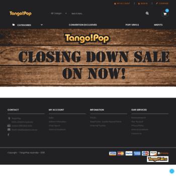 Tangopop.com.au thumbnail