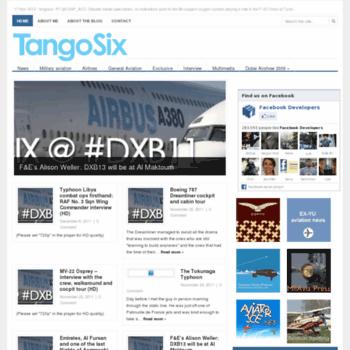Tangosixblog.net thumbnail