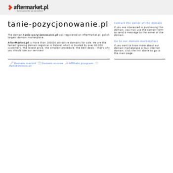Tanie-pozycjonowanie.pl thumbnail