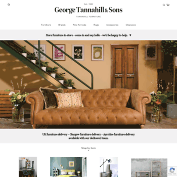 Tannahillfurniture.co.uk thumbnail