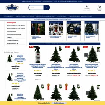 Hallerts Weihnachtsbaum.Tannenbaumshop De At Wi Hallerts Weihnachtsbaum Discount B2c