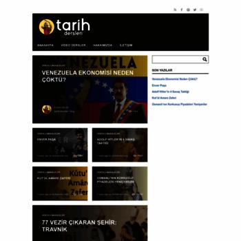 Tarihdersleri.org thumbnail