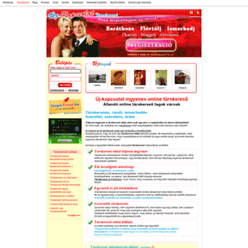 ingyenes online társkereső webhelyek a legjobb