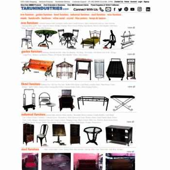 Tarunindustries.com thumbnail