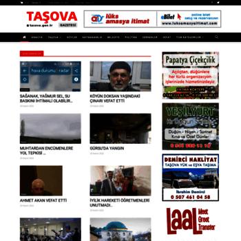 Tasova.gen.tr thumbnail