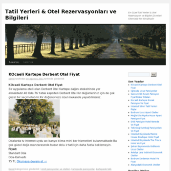 Tatilveotel.org thumbnail