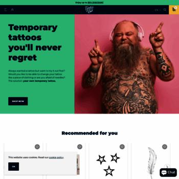 Tattooforaweek.com thumbnail