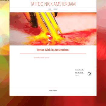 Tattoonick.nl thumbnail