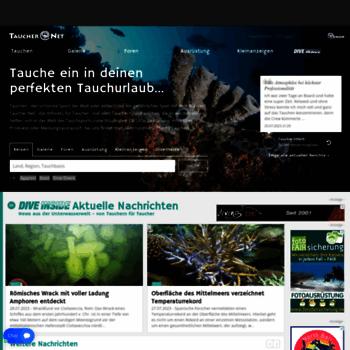 Taucher.net thumbnail