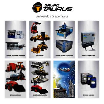 Taurusmaquinas.com thumbnail