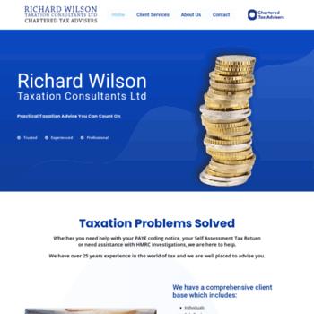 Taxation-consultants.co.uk thumbnail