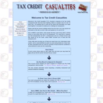 Taxcc.org thumbnail