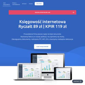 Taxeon.pl thumbnail