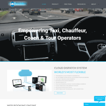taxi-dispatch-system co uk at WI  Taxi Dispatch System