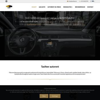 Taxifeer.ee thumbnail
