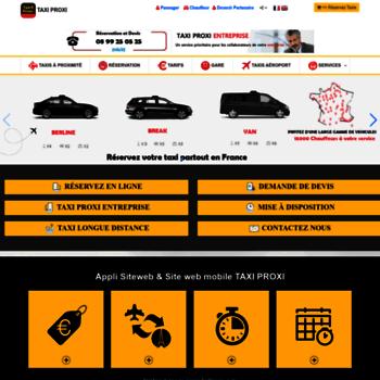 Taxiproxi.fr thumbnail
