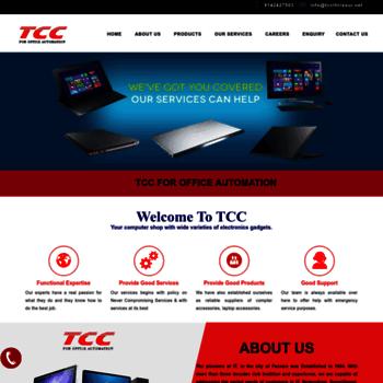 Tccthrissur.net thumbnail