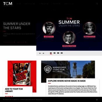 Tcm.com thumbnail