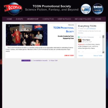Tcon.ca thumbnail