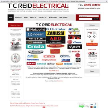 Tcreidelectrical.co.uk thumbnail