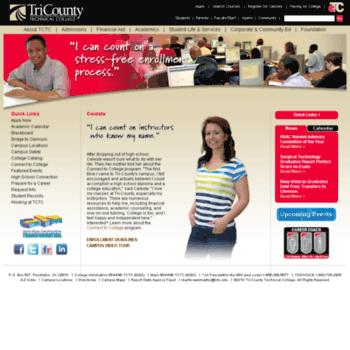 Tctc.edu thumbnail