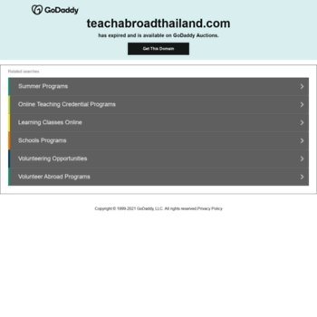 Teachabroadthailand.com thumbnail