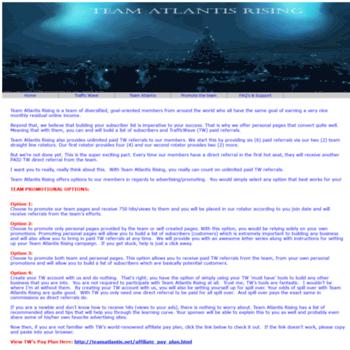 Teamatlantis.net thumbnail