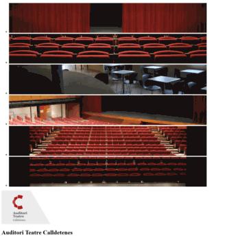 Teatrecalldetenes.cat thumbnail