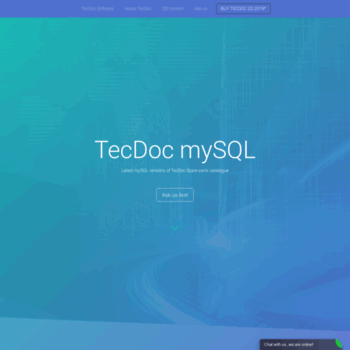 Tecdoc.software thumbnail