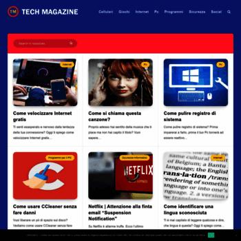 Tech-magazine.it thumbnail