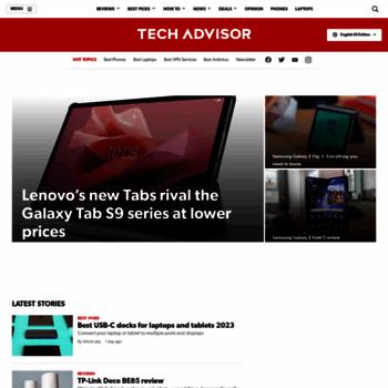 Techadvisor.co.uk thumbnail