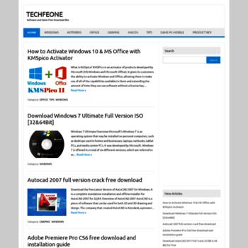 Techfeone.net thumbnail