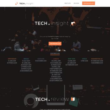 Techinsight.io thumbnail