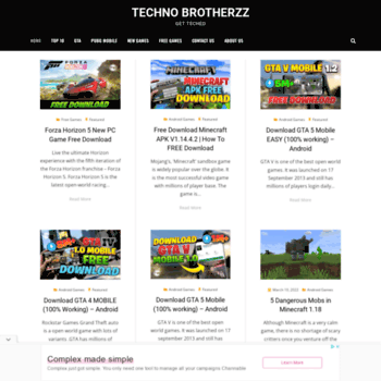 Technobrotherzz.in thumbnail