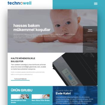 Technowell.com.tr thumbnail