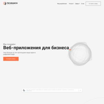 Techranch.ru thumbnail